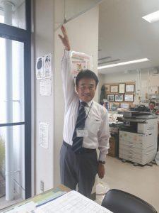 ウォ―キング講座体験写真、